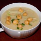 Zupa ziemniaczano porowa