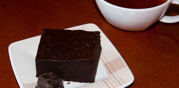 Brownie z Guinnessem