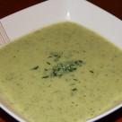 Zupa krem z cukinii z tymiankiem