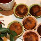 Muffinki waniliowo-kakaowe